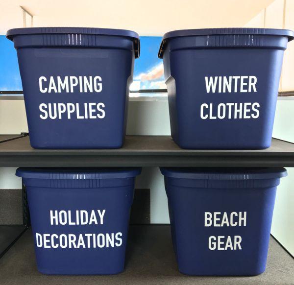 Easy Garage Organization Ideas
