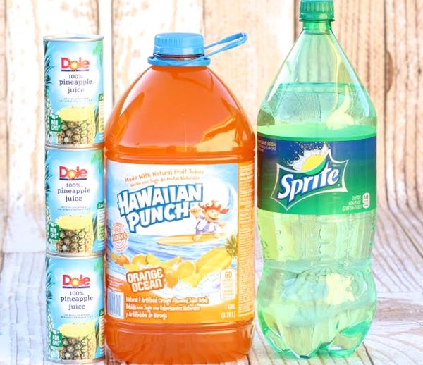 Easy Punch Recipes With Sprite