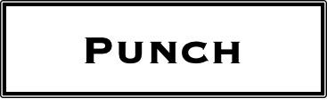 DIY Thrill Recipes Punch