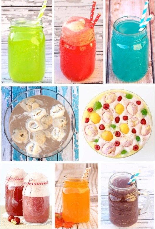 The Easiest Party Punch Recipes You'll Ever Make