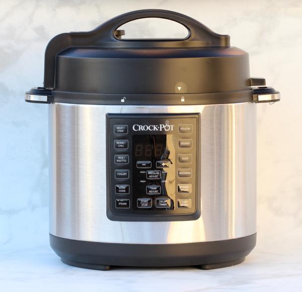 Pressure Cooker Meatballs and Marinara