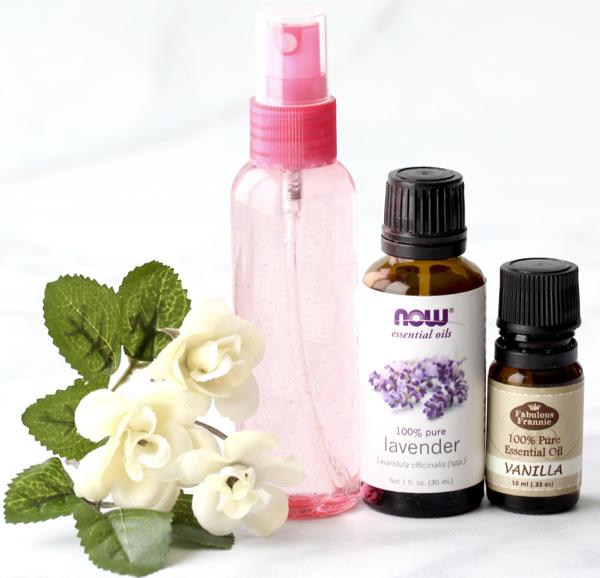 Lavender Poo Pourri Recipe