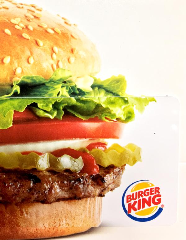 burger king free whopper text