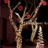 How To Make Outdoor Hanging Ball Lights (Christmas Decoration)