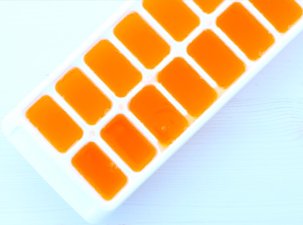Frozen Orange Slush Recipe