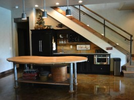 TOP 15 Most Awesome Ways To Use The Space Under Stairs