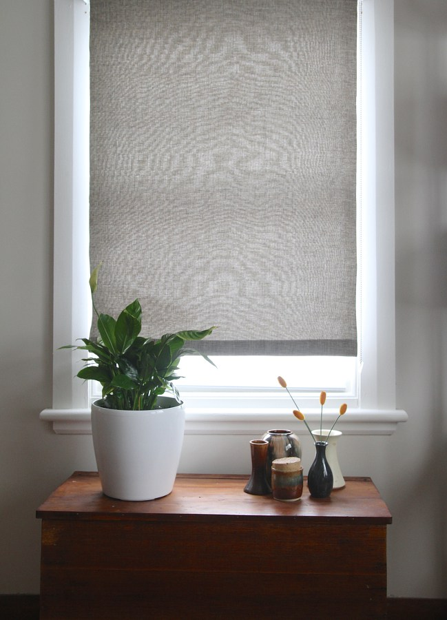 12 Stylish DIY Roman Shades That Will Make Your Windows Look Amazing