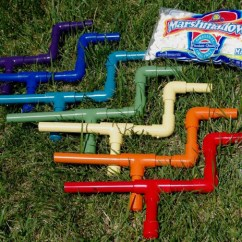 Soccer Mom Covered Chairs Faux Leather Recliner Chair 13 Cool Things You Can Make For Your Kids With Pvc Pipe