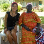 Meeting Grandma Obama at Home in Kogelo, Kenya