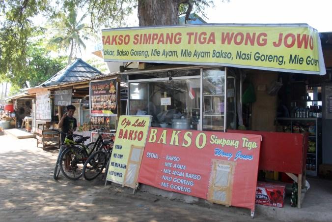 Local Food Gili Air Lombok