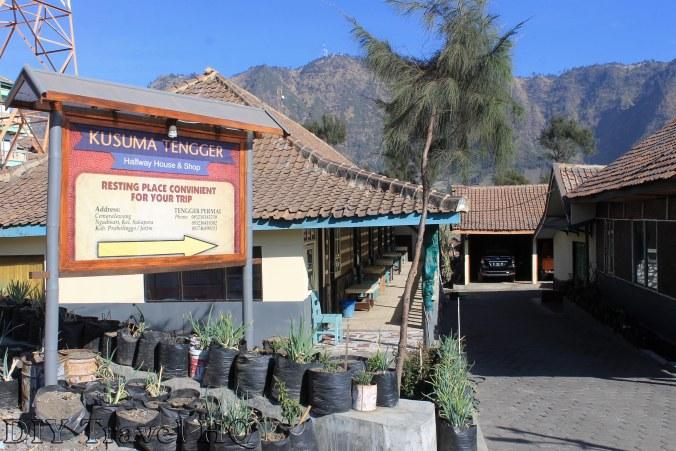Kusuma Tengger Halfway House in Cemoro Lawang