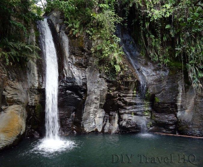 Moni Waterfall