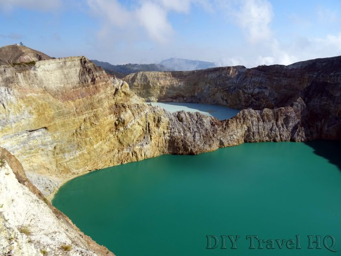 How To Hike Mount Kelimutu Without A Tour Or Guide Diy Travel Hq