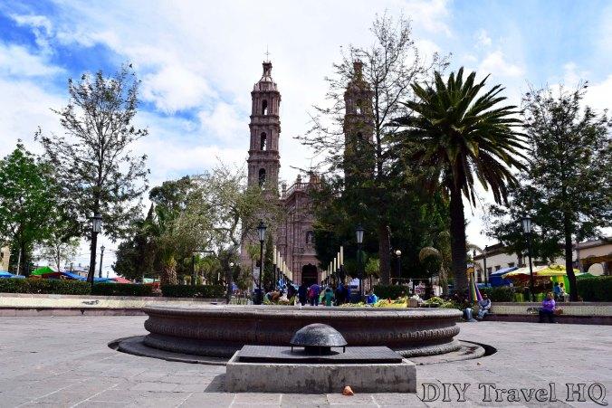 Santa Nuestra Senora de Guadalupe San Luis Potosi