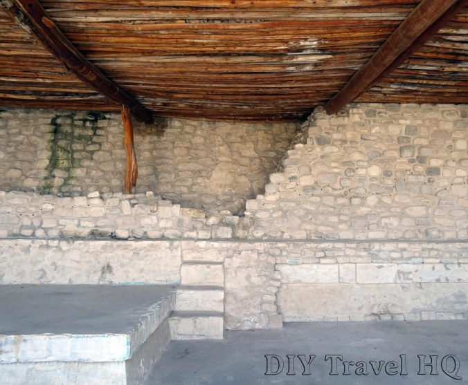 Xochicalco Wooden Ceiling Recreation