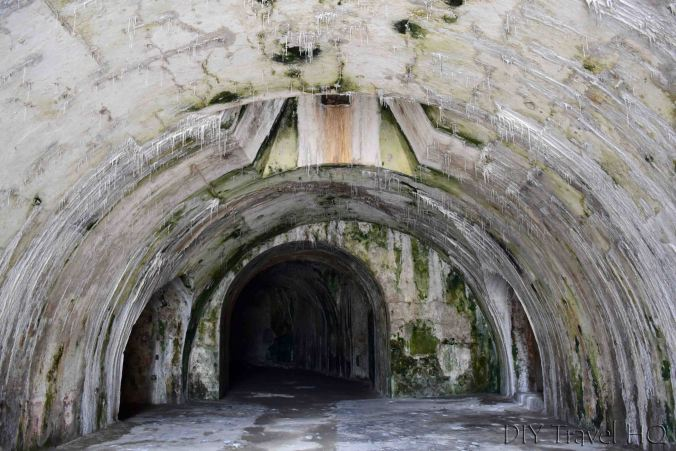 Tunnels San Juan de Ulua