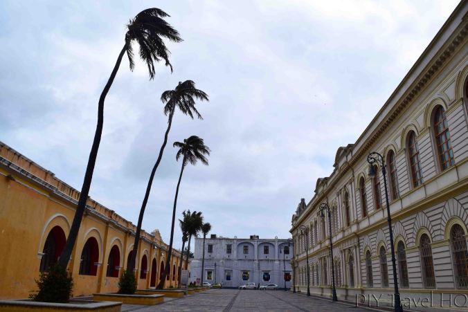 Veracruz architecure