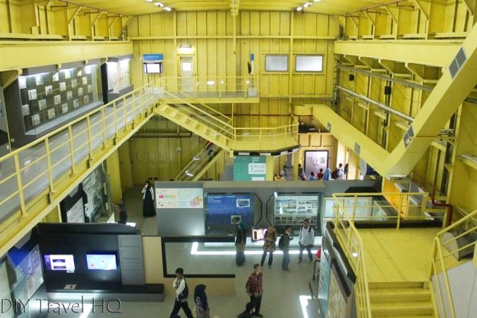 Museum Inside PLTD Apung 1