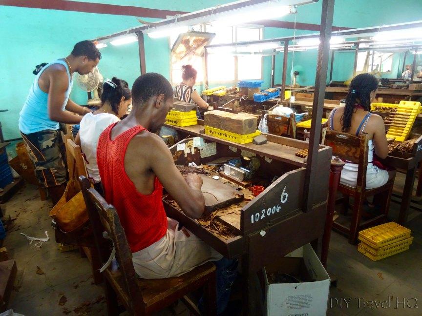 Fabrica de Tabacos Francisco Donatien