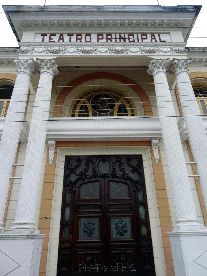 Ciego de Avila Teatro Principal
