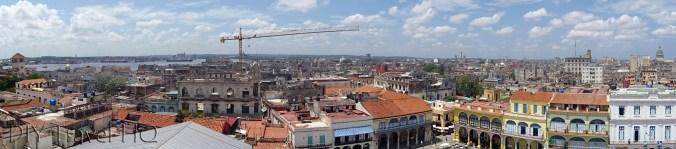 Havana Panaramic From Camara Oscura