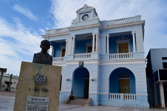 Museo Provincial General Vicente Garcia