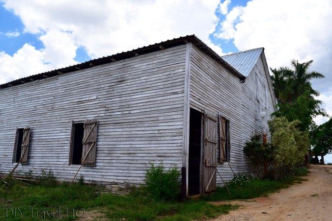 Secadero tobacco house Robaina