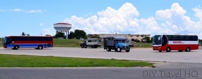 Varadero Local Transport Terminal