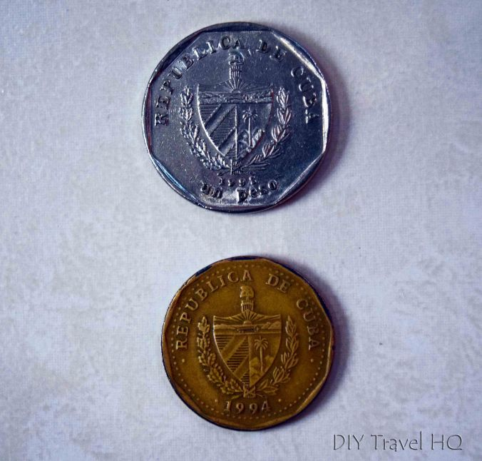 1 CUC Coin Looks Similar to 1 CUP Coin