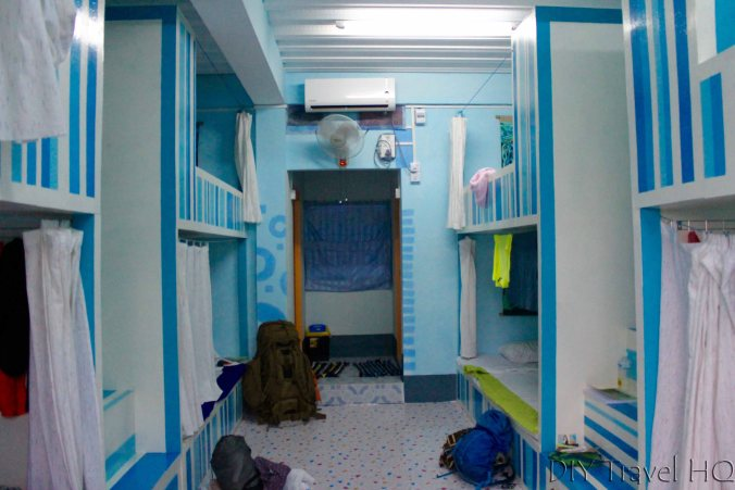 Dorm at Dreamland Guesthouse