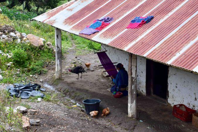 Exploring La Ventosa Weaving Traditional Clothes Fabric