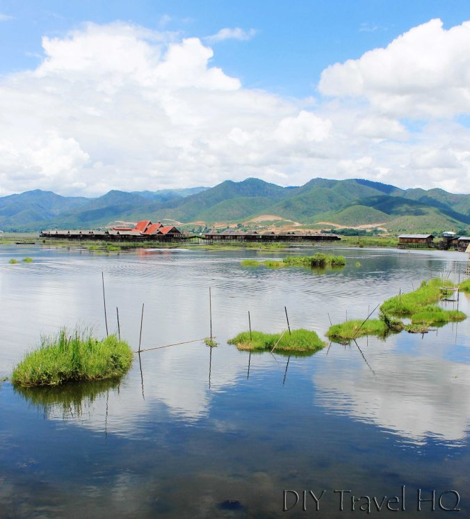 Reflection on Inle Lake