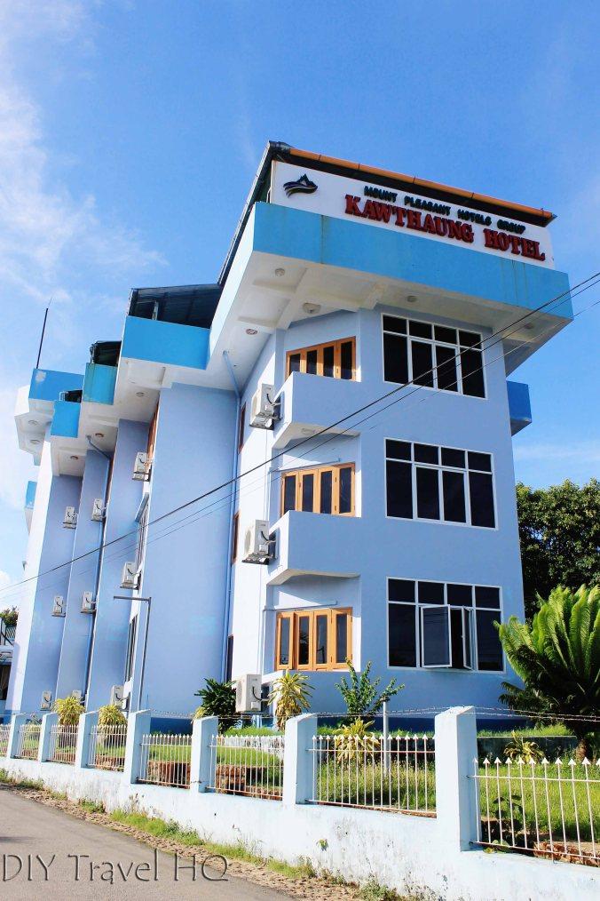 Kawthaung Hotel Motel