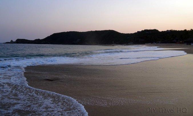 Mezunte Beach and Punta Cometa