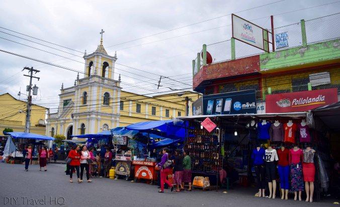 Quetzaltenango (Xela) Mercado La Democracia
