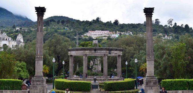 Quetzaltenango (Xela) Parque Centro America View