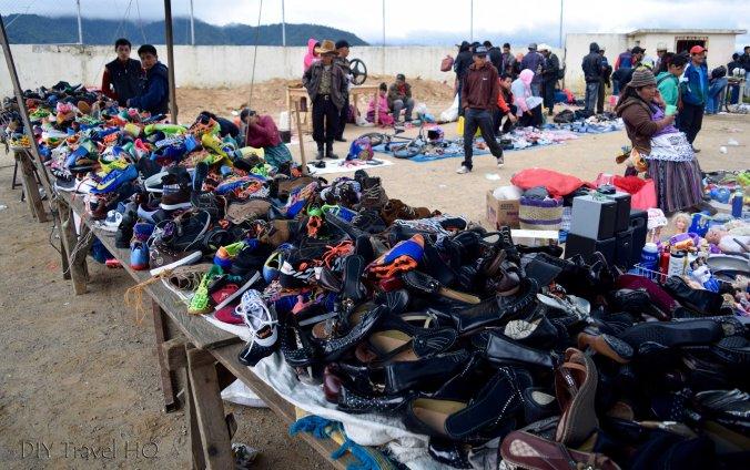 San Francisco El Alto Market Shoes
