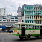 Downtown Yangon: Most Authentic City in Asia