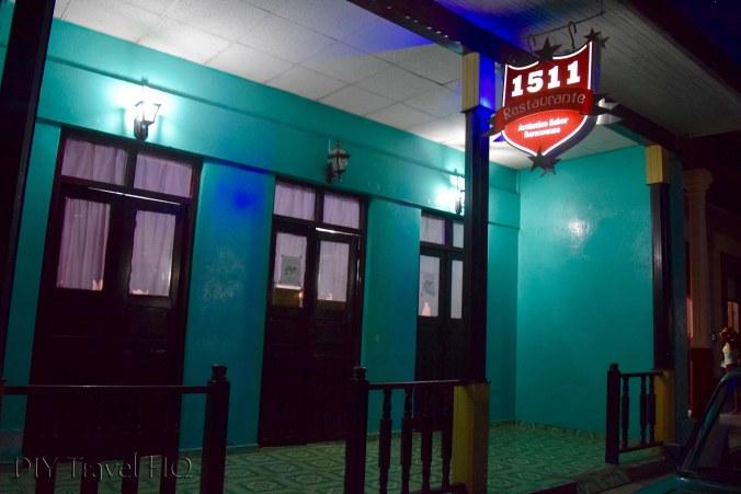 1511 Government Restaurant Baracoa