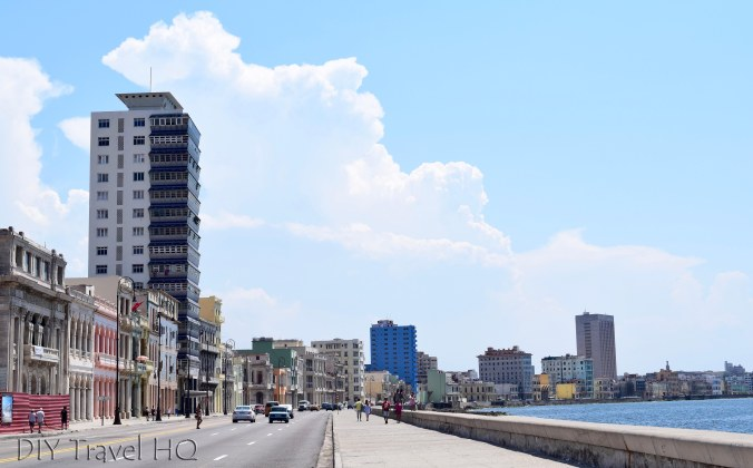 Havana Vedado Malecon