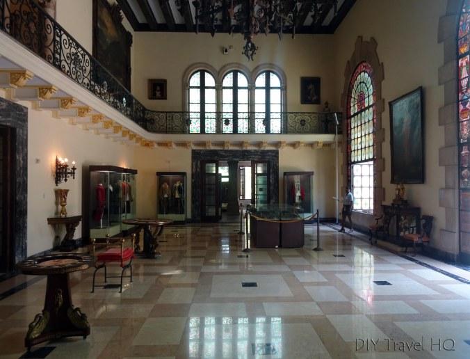 Havana Vedado Museo Napoleonico Main Gallery