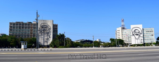 Havana Vedado Plaza de la Revolucion