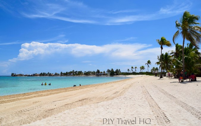 Santa Lucia Playa los Cocos