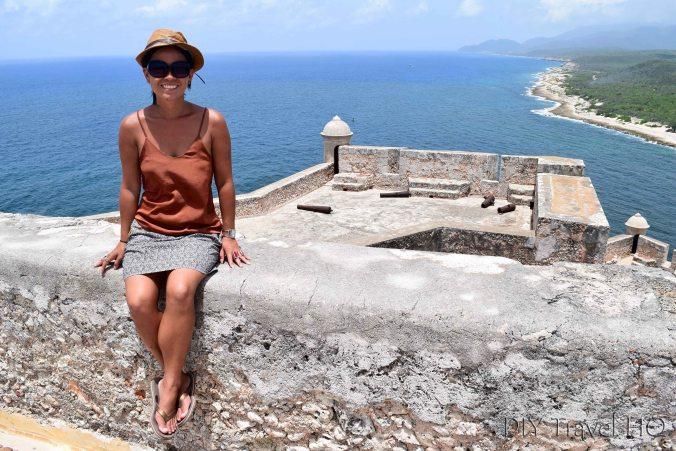 El Morro fort & Santiago harbour