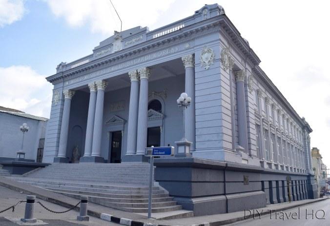 Museo Municipal Bacardí Moreau