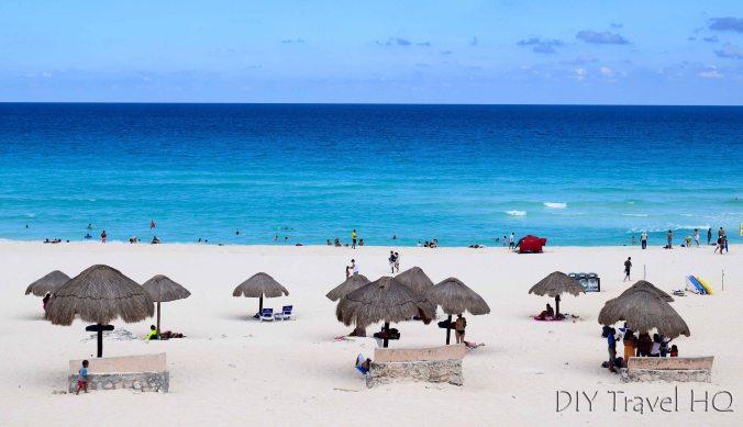 Delphine Beach in Cancun
