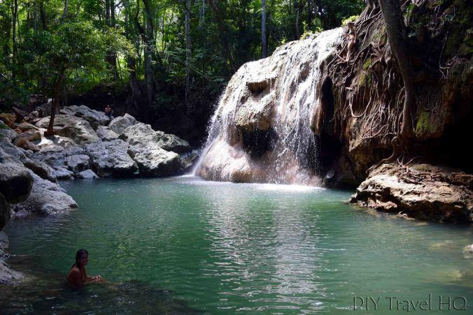 Finca el Paraiso Hotspring Waterfall