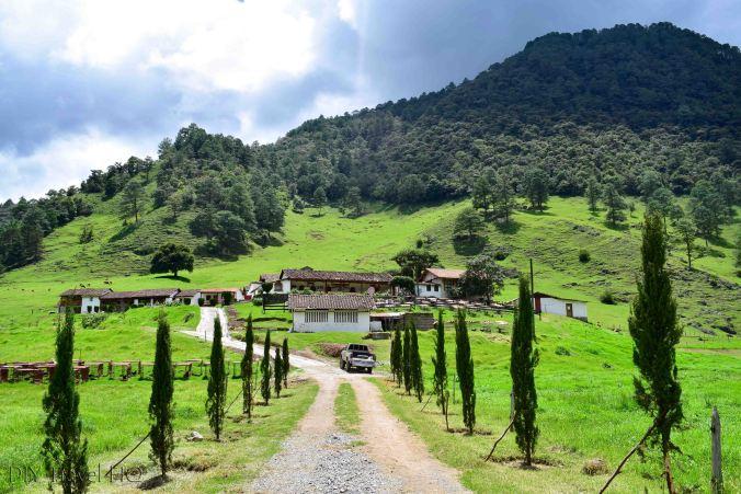 Hacienda San Antonio Acul, Guatemala