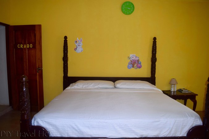 Bedroom at Solutions Guest House