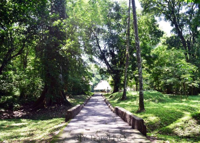 Quirigua Entrance